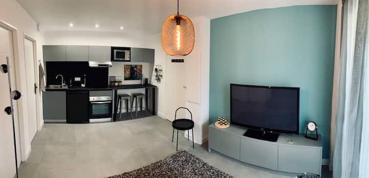 Appartement T2 Cosy Hyper Centre Montpellier