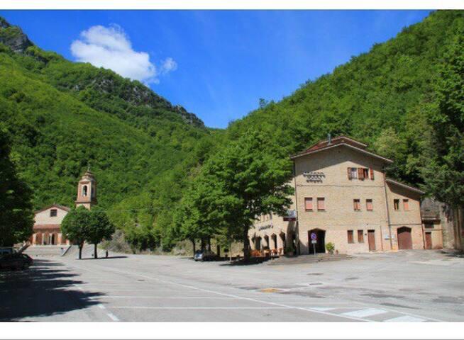 Hotel Ristorante Ambro Nei monti sibillini