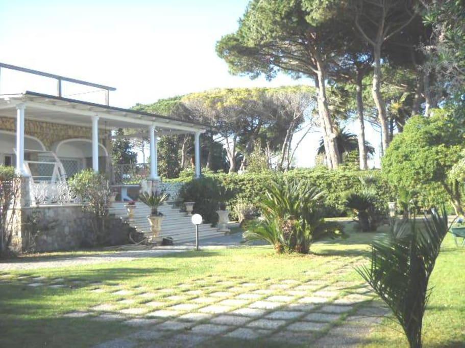 Villa Giacomo San Felice Circeo