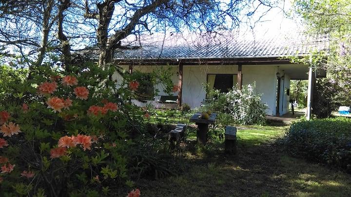 Tranquila casa de Campo