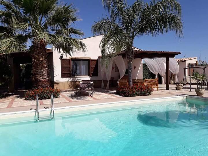 Holiday Villa Sole Luna