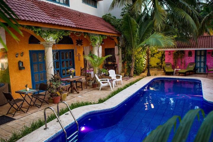Hacienda Boutique Mi Casa Tu Casa/Room Cielo