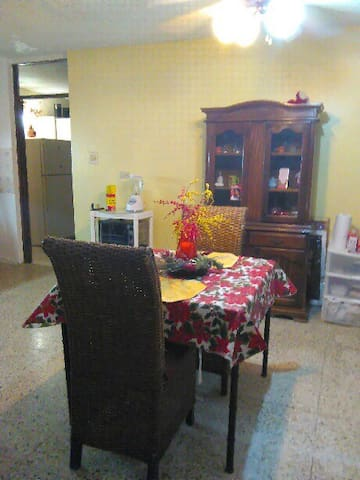 comfortable/3bd room/house - Luquillo - House