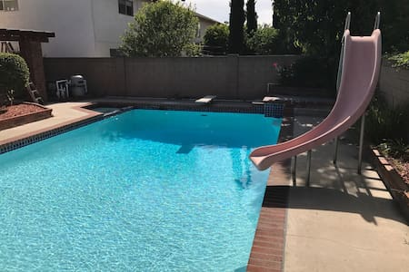 Modern Luxury Family Vacation Home w/ Pool - Hacienda Heights - Haus