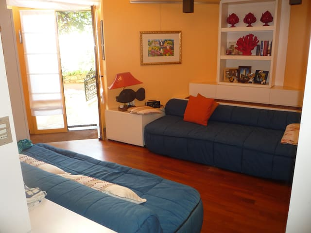 MICIO'S HOUSE - RUTA DI CAMOGLI -