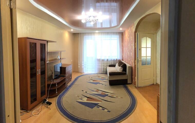 Center Minsk,Apartment Gorodskoy val, 9