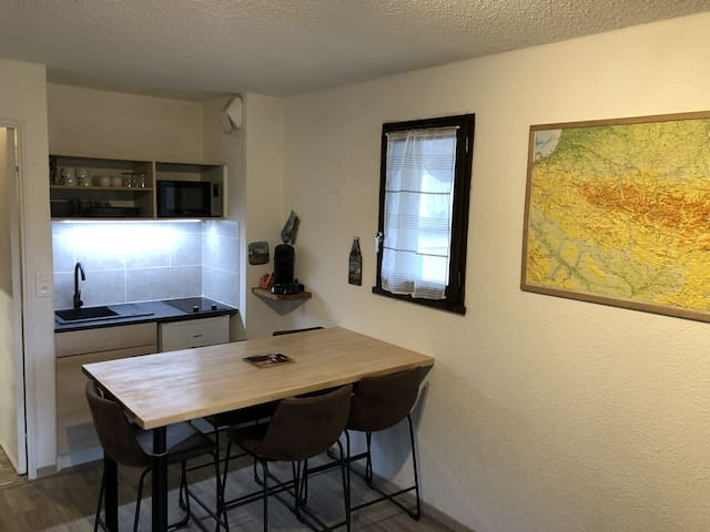 Studio Proximité de La Mongie