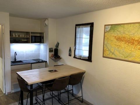 Studio proximité La Mongie