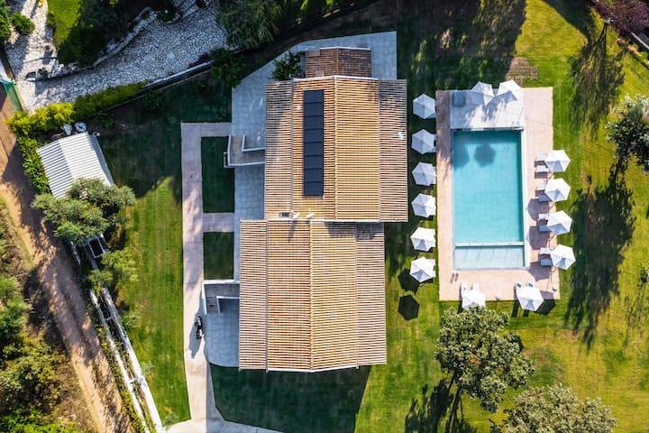 Karavos Apartments Almyros Acharavi Corfu Greece