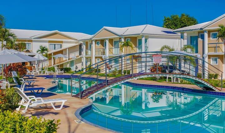 Casa a 50 metros da Praia do Mutá.