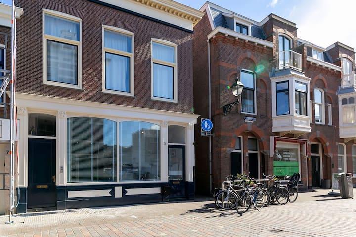 Modern Apartment in Den Haag near Seabeach