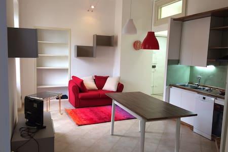 Bilocale Luminoso in centro - Ivrea - 公寓
