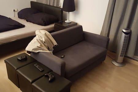Gemütliches Zimmer in Top-Lage - Coburg - Apartamento