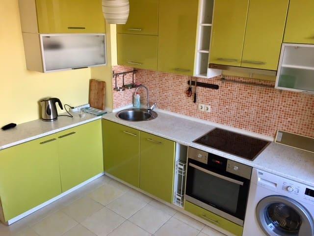 Уютная 2х комн. квартира в тихом спальном районе - Ovidiopol's'kyi district - Lägenhet