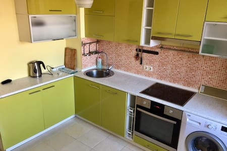 Уютная 2х комн. квартира в тихом спальном районе - Ovidiopol's'kyi district - Διαμέρισμα