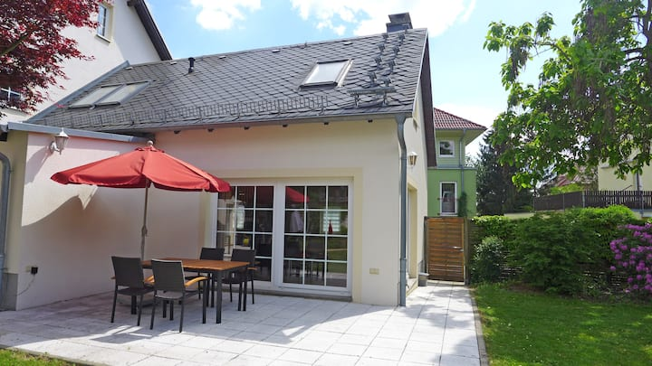 The Cozy Corner – A charming house in Radebeul-Ost