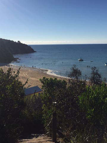 Retreat by the Sea - Mount Martha - Talo