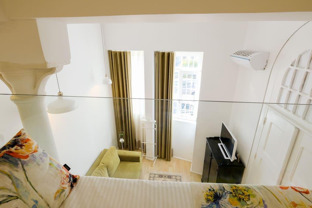 Ideia Xxi Viseu ~ Loft house jardim das M u00e3es Viseu Loft A Lofts para Alugar em Viseu, viseu, Portugal
