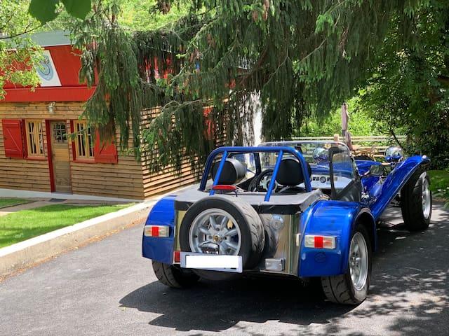 Classic Driver Home, chalet atypique et insolite