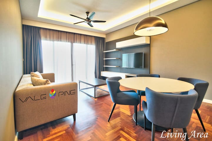Single Bedroom in SharedApt@VistaResidence Genting