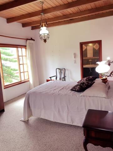 Habitación privada cómoda con hermosa vista