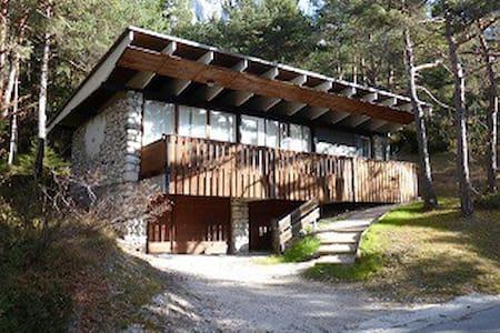 Villa presso Cortina d'Ampezzo - Cortina d'Ampezzo - Blockhütte
