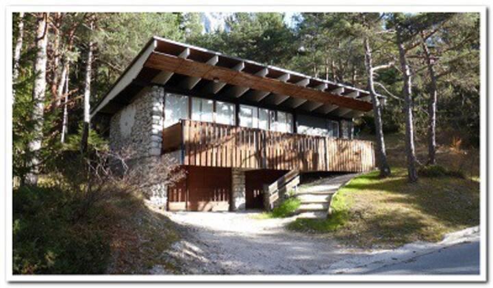 Villa presso Cortina d'Ampezzo
