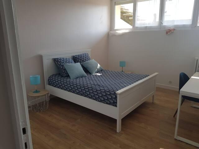 appartement/chambre privee, 100% indépendante