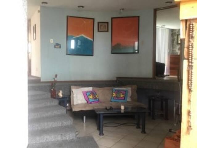 Departamento amplio zona sur de la Ciudad México