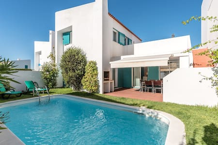 Prainha L&A Villa-Private Pool-3 Bedrooms with AC