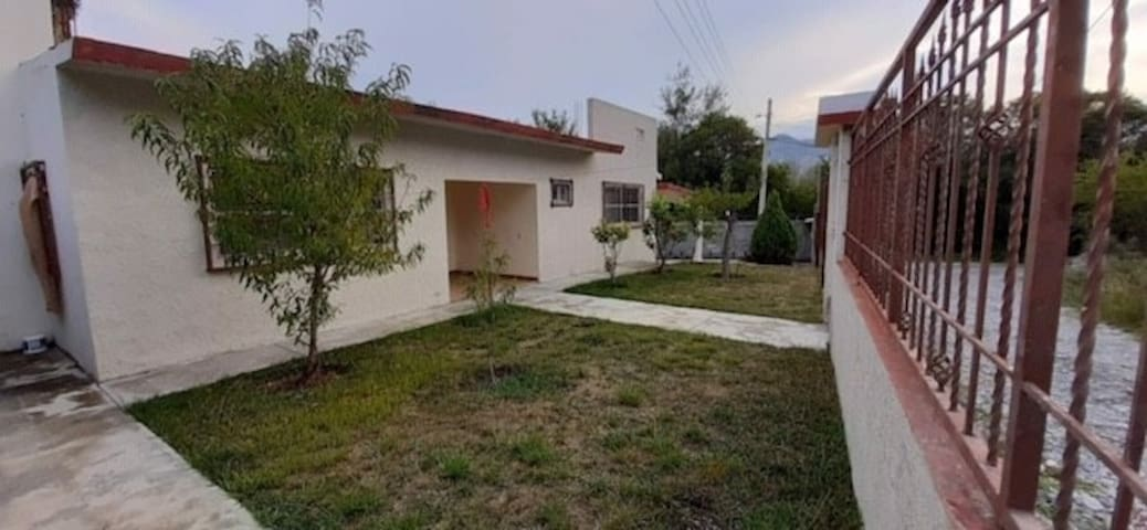 Rental House in the mountains of Galeana NL MEX