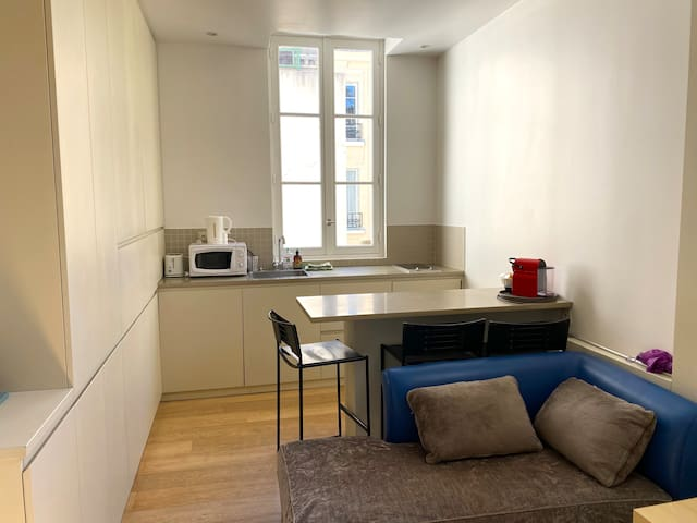 Delightful 1BR - next to the Eiffel Tower
