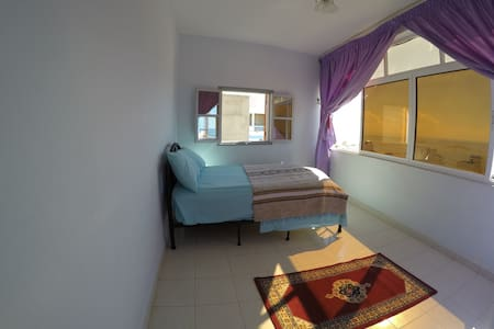 Surf Ocean Couple Bed Apartment - Taghazout