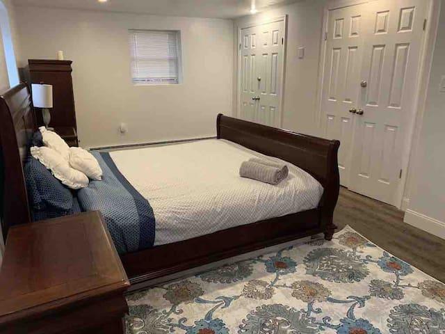 The sixth bedroom