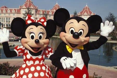 Top Duplex entre Paris & Disneyland - Noisy-le-Grand - Daire