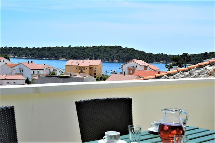 Loft Andrea ......with terrace and sea view