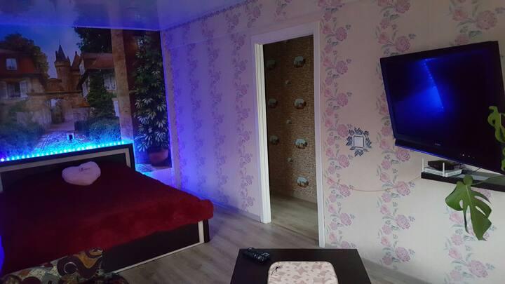 Апартаменты Чапаева 46