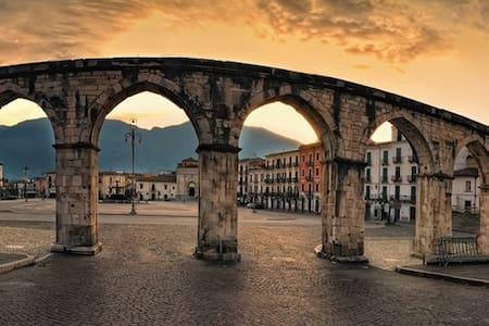 appartamento a 2 passi dal centro - Sulmona