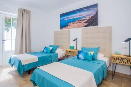 Villa de lujo Jaira en la Playa - Playa Honda - Villa
