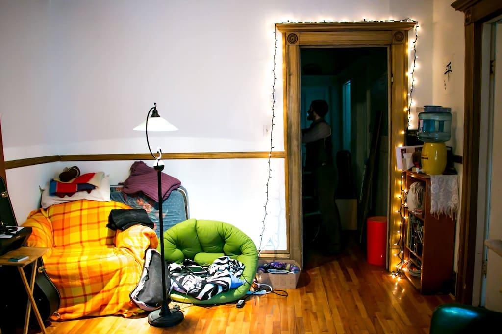 kiving room