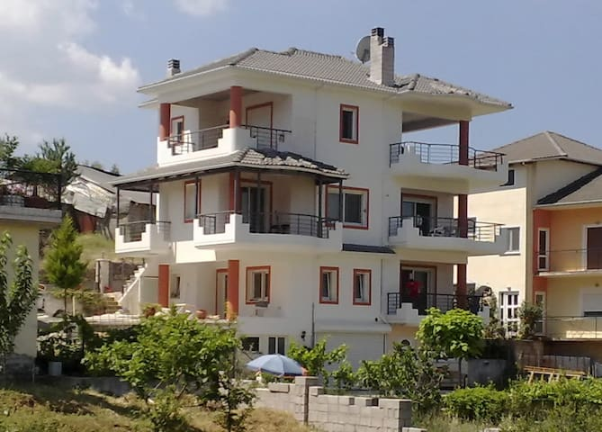 Comfortable quiet great views 2 Km. from the city - Ioannina - House