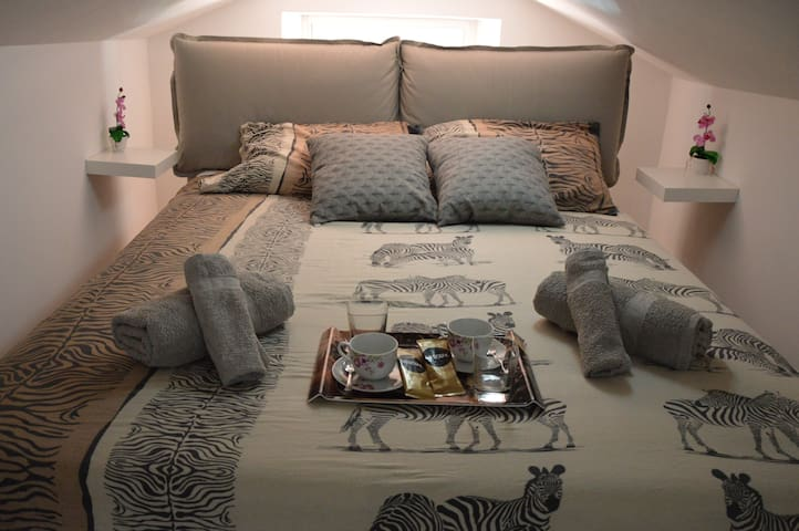 Bedroom – your accommodation