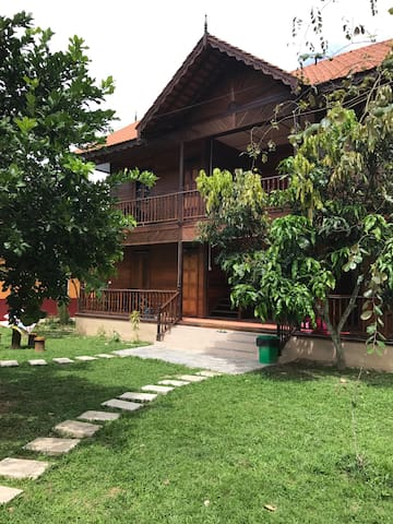 Chalet Happy Paradise Janda Baik,Bentong - Bentong - Houten huisje