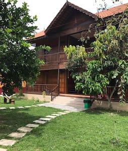 Chalet Happy Paradise Janda Baik,Bentong - Bentong - Blockhütte