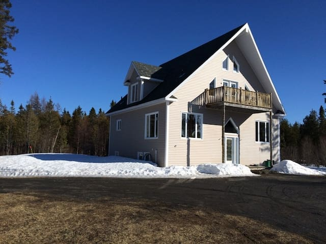 Cottage by the lake very quiet and private - Saint-Gabriel-de-Rimouski - Ev