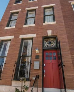 3bd/3.5ba PARK FRONT LUXURY HOME! - Baltimore