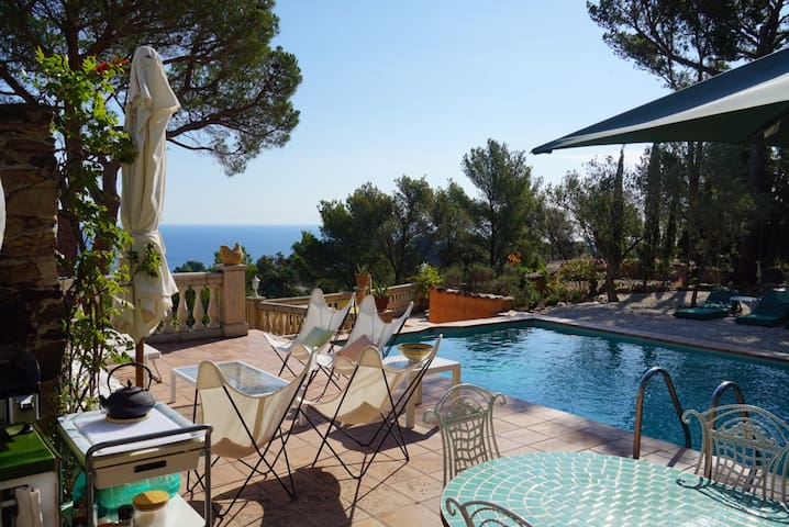 Begur: Beautiful House with swimming pool, garden. - Pals