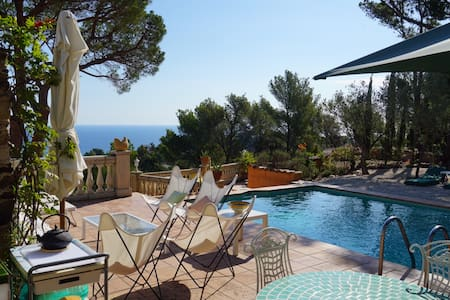 Begur: Beautiful House with swimming pool, garden. - Pals - Casa