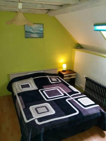 Chambre meublée  chez l'habitant - Nouvion-le-Vineux - Другое