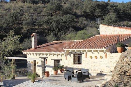 Cortijo Rincon de la Alcudia a Paradise in the Sun